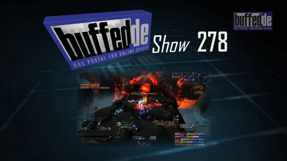 buffedShow 278: WoW-Raid-Boss Todesschwinges Wahnsinn, Defender's Quest, Gods & Heroes Rome Rising und SWTOR-Operation Karaggas Palast (1)