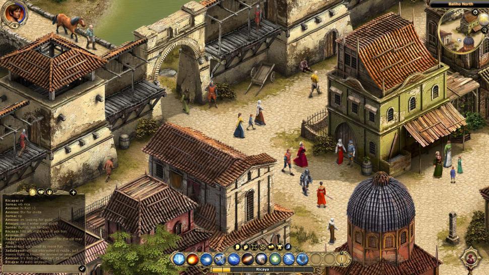 Rollenspiel Browsergame