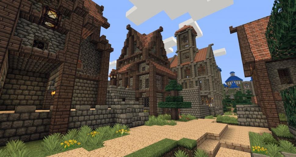 Minecraft Schöpfer Notch Wird BAFTAAward Verliehen - Minecraft aubergewohnliche hauser