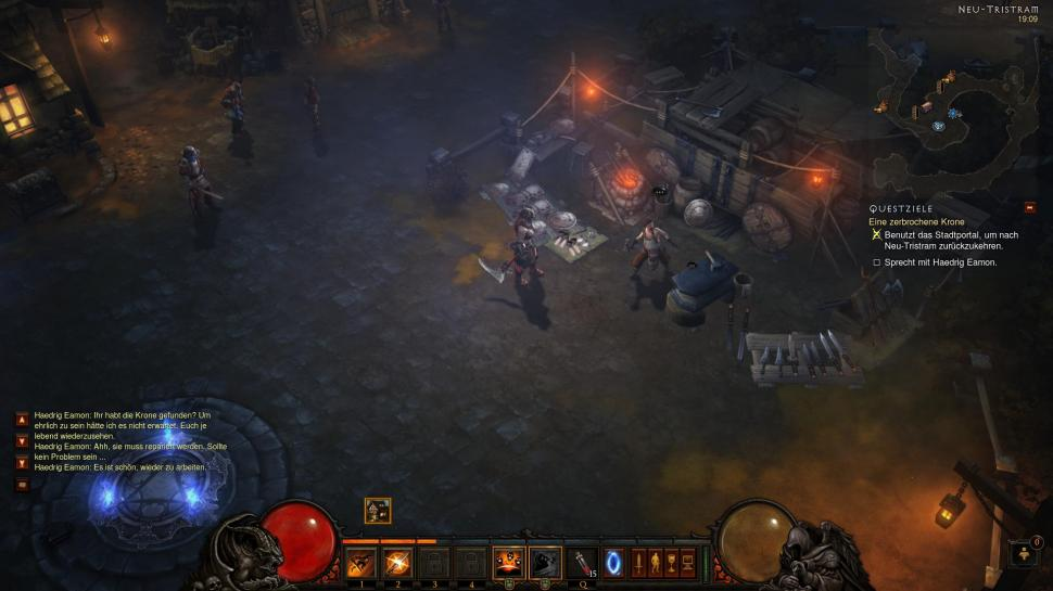 Diablo 3: Screenshots aus Diablo 3