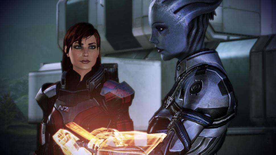 Screenshots zu Mass Effect 3 (1)