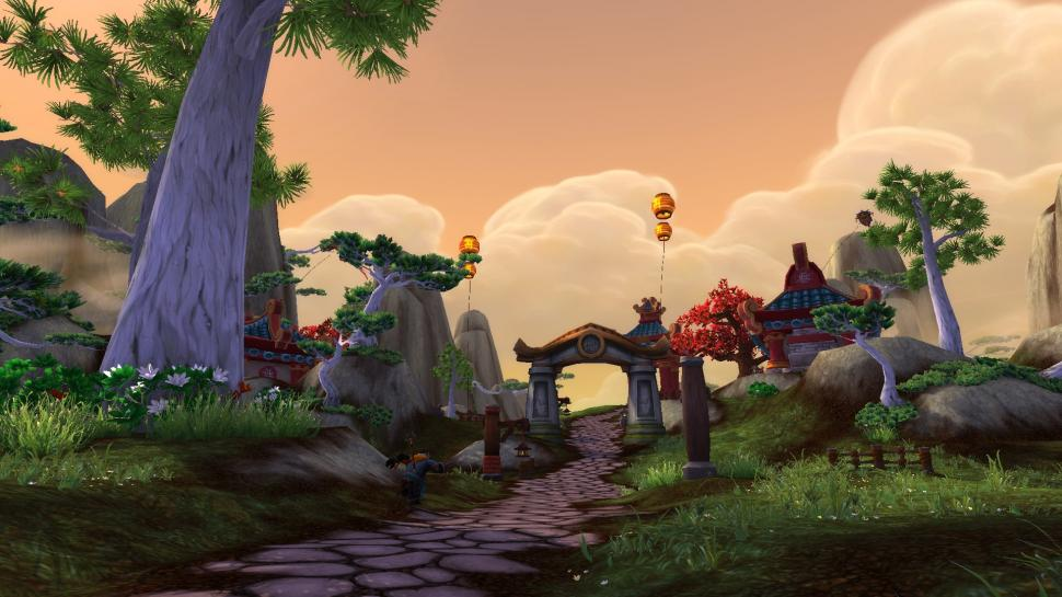 Der Vorbereitungs-Patch zu WoW: Mists of Pandaria erscheint am 29. August 2012.