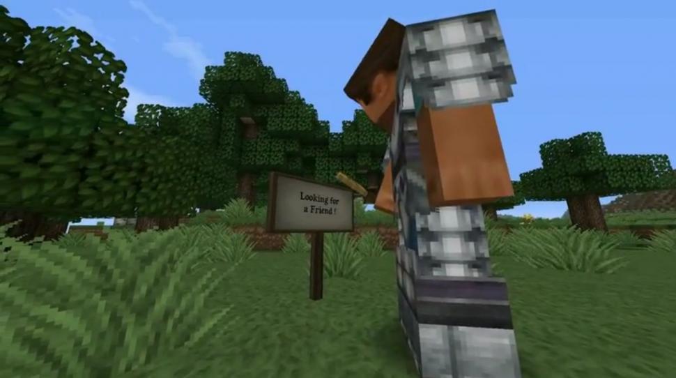 Minecraft The Walls Bietet Spannende PvPSchlachten - Minecraft spielen echt