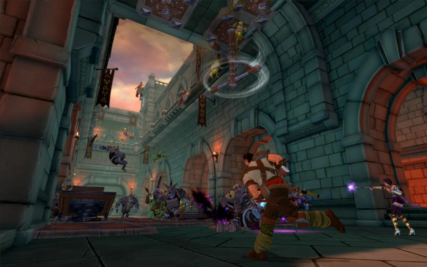 Screenshots aus Orcs Must Die 2 (1)