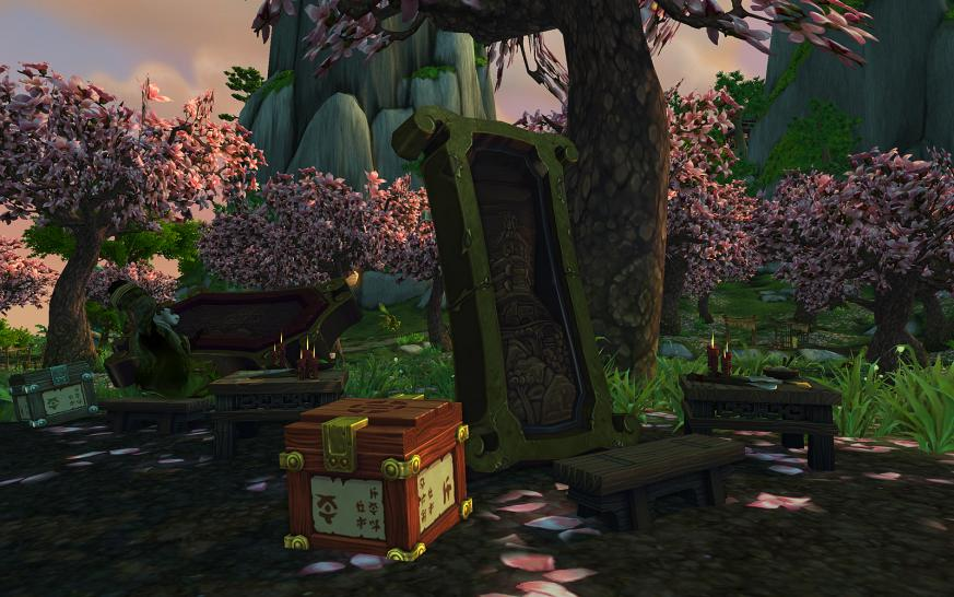 Der Jadewald in WoW: Mists of Pandaria
