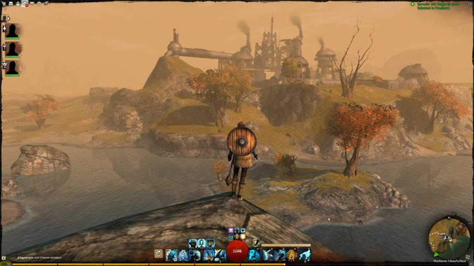 Guild Wars 2: Beta-Screenshots zum kommenden MMO