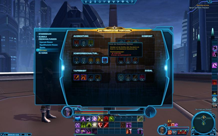 Star Wars: The Old Republic - Game-Update 1.2 soll noch im April 2012 erscheinen. (1)