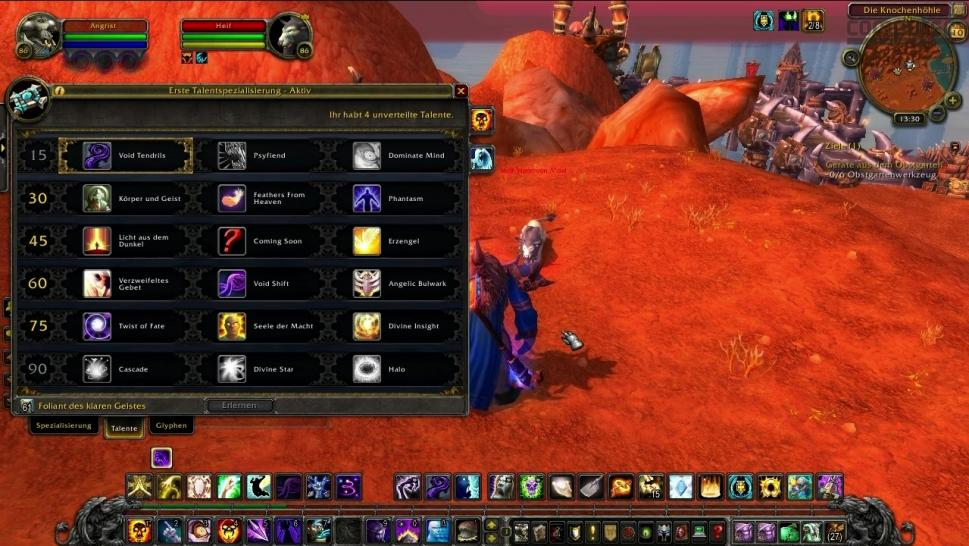 WoW Mists of Pandaria: Die neuen Priester-Talente im kommentierten Video (1)