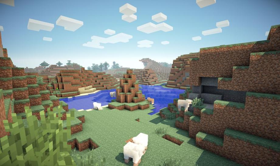 Minecraft Die Neuen Inhalte Von Version Im Video - Minecraft alte version spielen