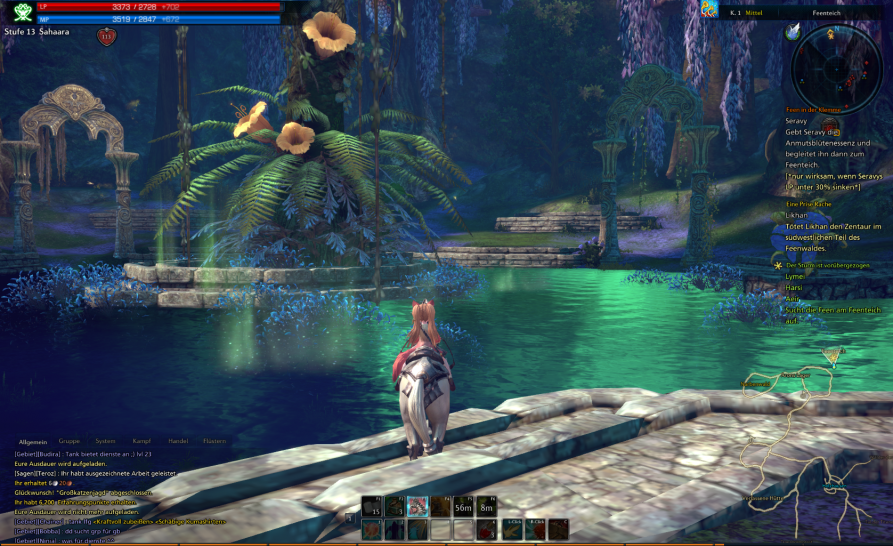 Tera: Screenshots aus dem MMO