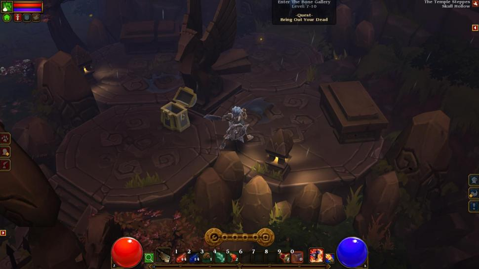 Screenshots zu Torchlight 2