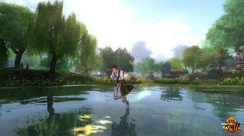 Age of Wulin startet am 18. Juli in die Open Beta.  (1)