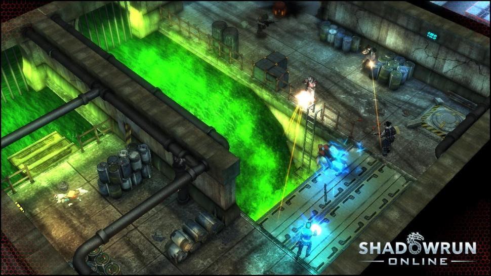 Shadowrun Online: Start bei Steams Early Access am 31. März (1)