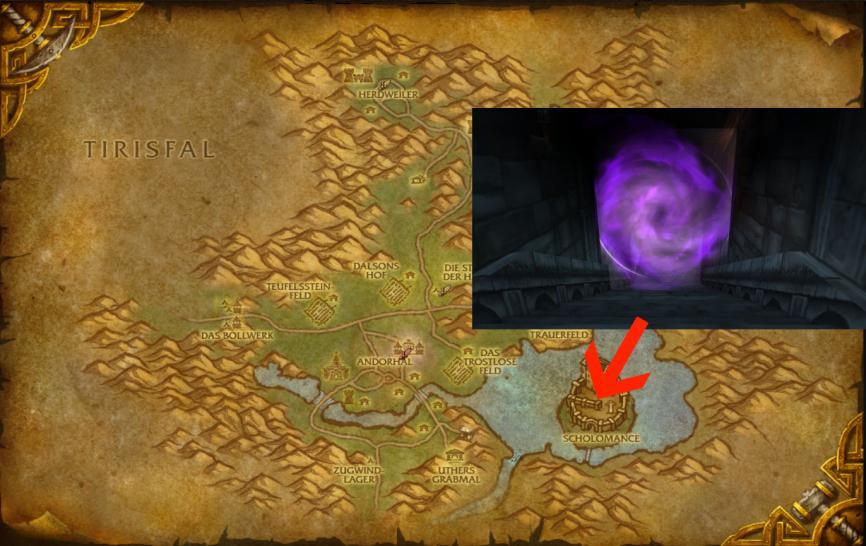 Wow Mists Of Pandaria Instanz Wegweiser Raid Dungeons