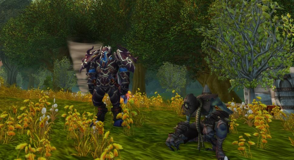 Screenshots zu WoW: Mists of Pandaria (1)