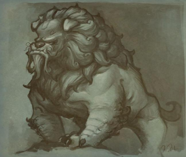 Artworks aus WoW: Mists of Pandaria