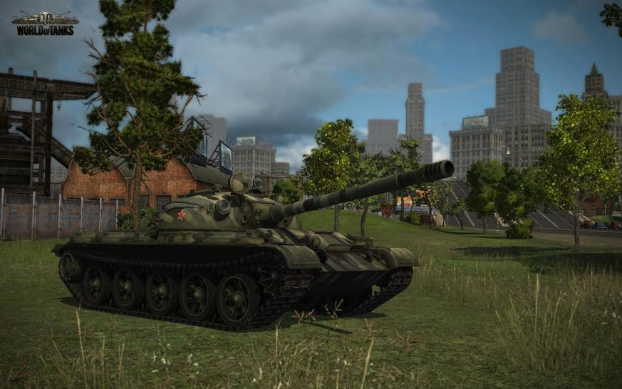 Screenshots zu World of Tanks (1)