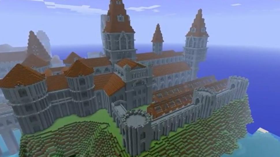 Minecraft Millionen Verkaufte Exemplare Auf Der Xbox - Minecraft hauser schnell bauen