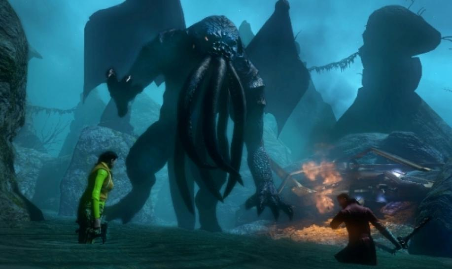 The Secret World: Screenshots zum Funcom-MMO