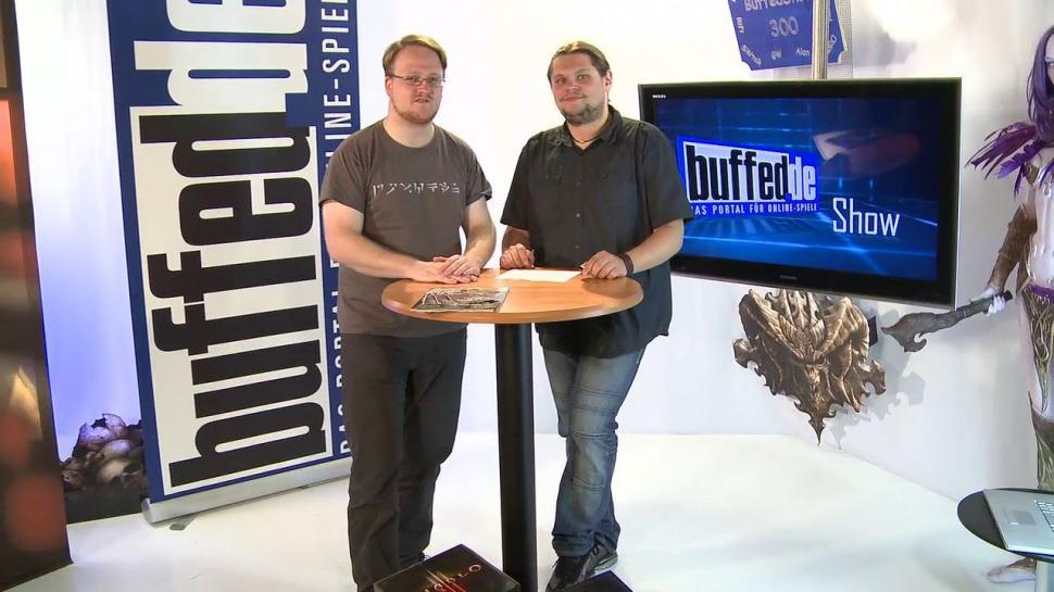 buffedShow 305 mit WoW, Guild Wars 2, The Secret World und Orcs Must Die 2