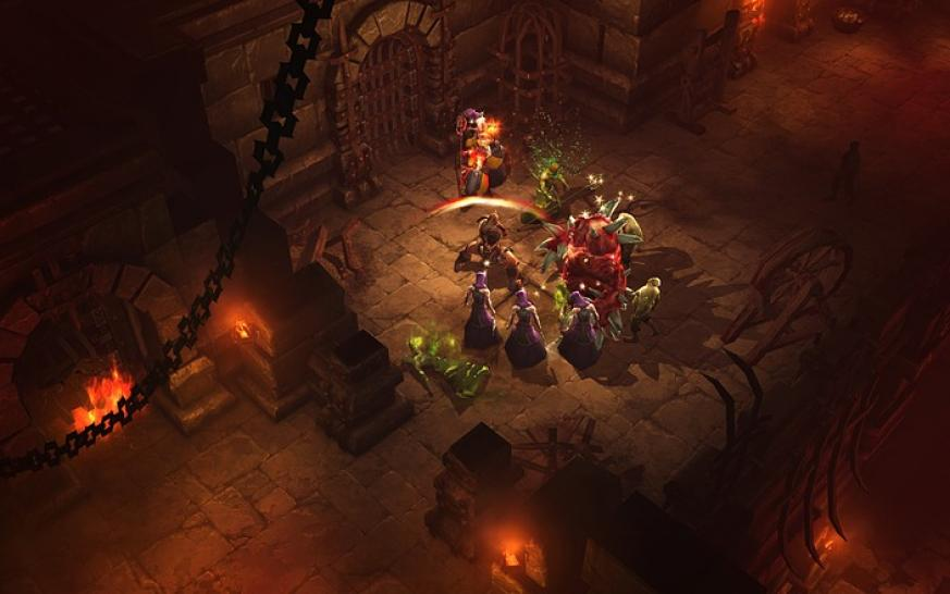 Screenshots zu Diablo 3