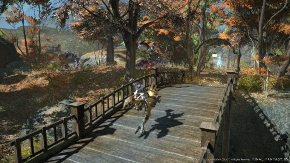 Screenshots zu Final Fantasy 14: A Realm Reborn
