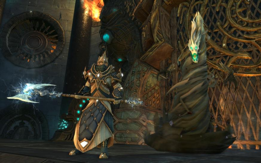 Screenshots zu Rift: Storm Legion