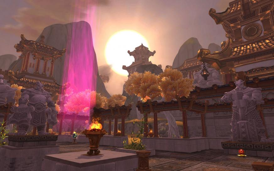 WoW Mists of Pandaria: Tempel von Katmogu