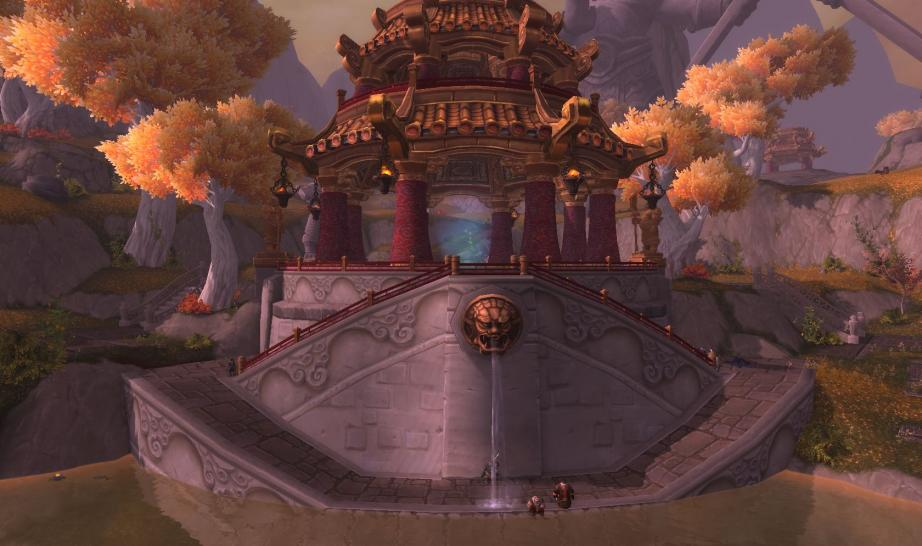 Beta-Screenshots zur WoW-Erweiterung Mists of Pandaria