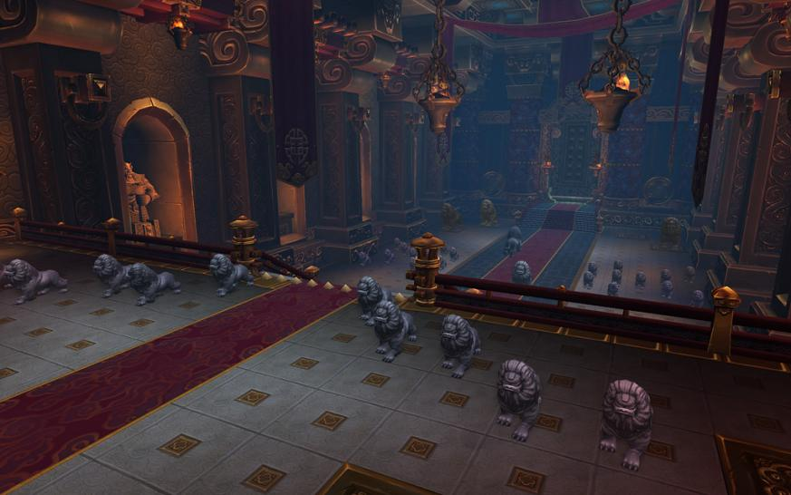 WoW Mists of Pandaria: Mogu'shangewölbe