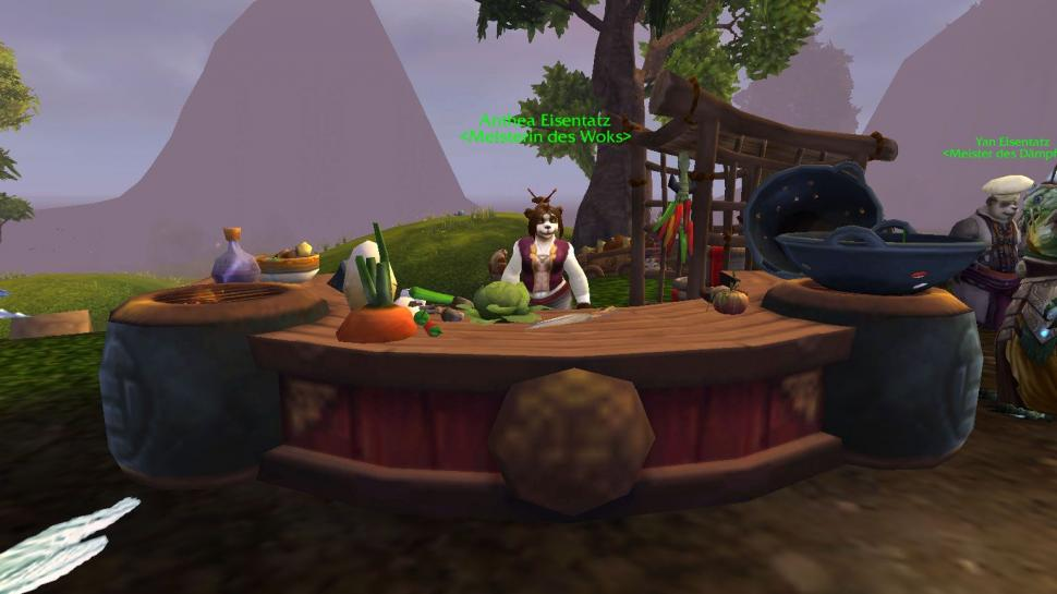 Screenshots zu WoW: Mists of Pandaria
