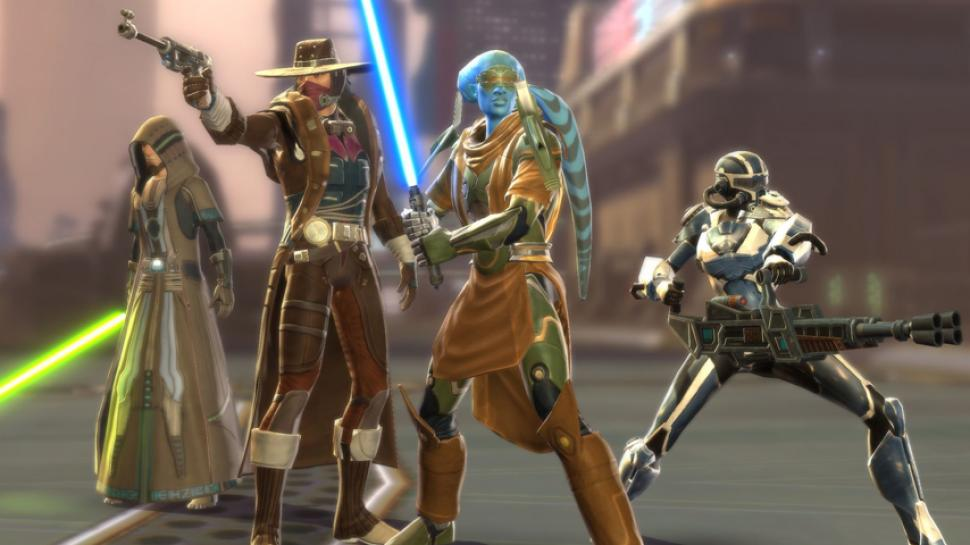 Spiele von Bioware: Star Wars - The Old Republic