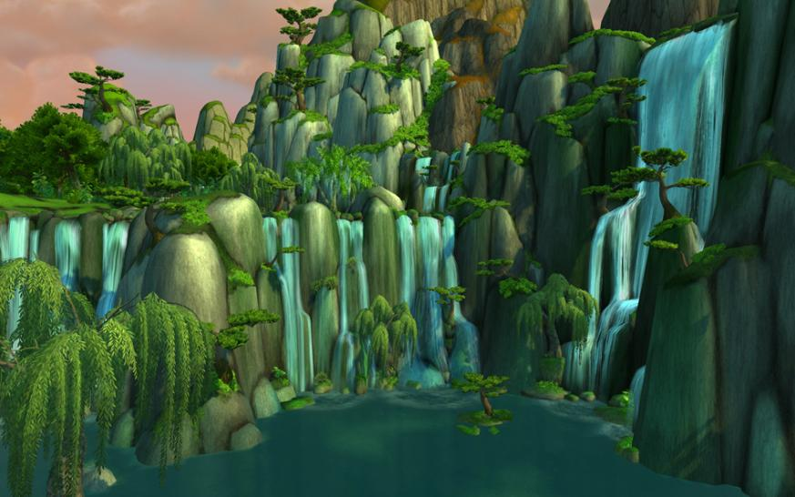WoW: Mists of Pandaria (1)