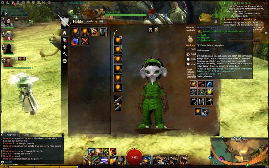 Guild Wars 2: Screenshots zum Halloween-Event. (1)