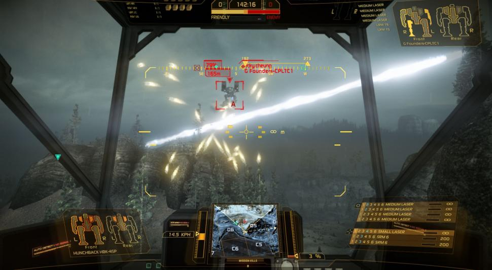 Der Free2Play MMO-Shooter Mechwarrior Online geht am 16. Oktober in die offene Betatest-Phase.