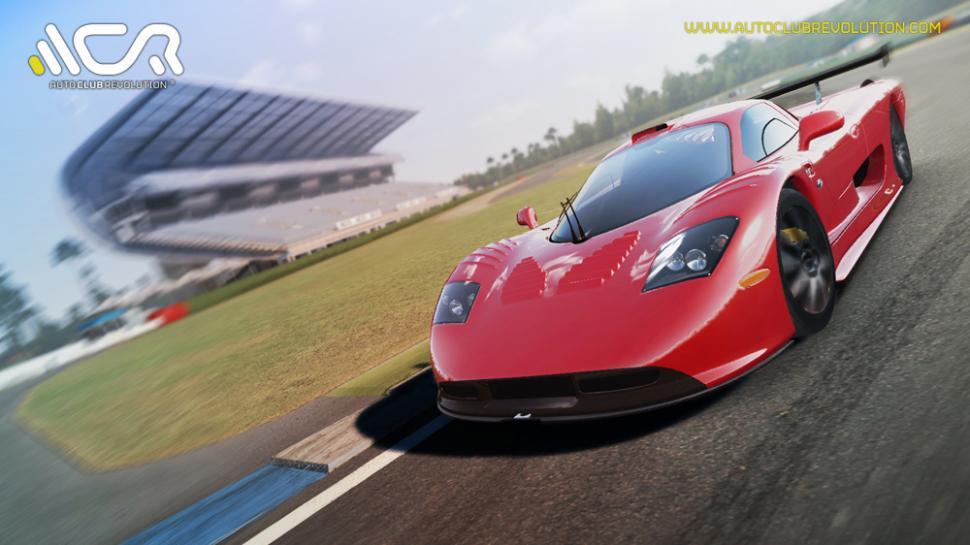 auto club revolution: neues fortschrittssystem für das rennspiel-mmo