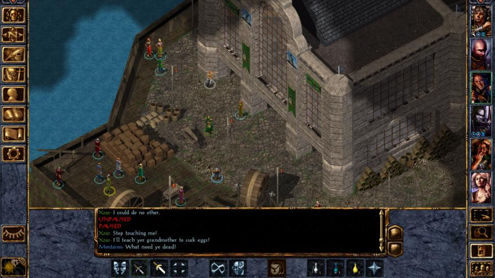 Baldur's Gate: Enhanced Edition erscheint am 28. November 2012 (1)