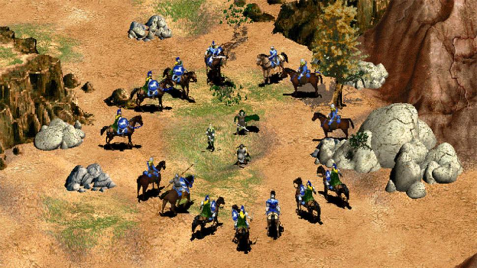 Lord Of The Rings Game Like Age Of Empires