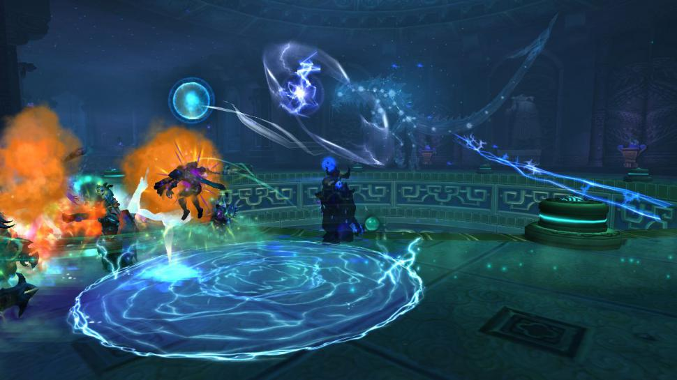 Raidbosse in WoW: Mists of Pandaria (1)
