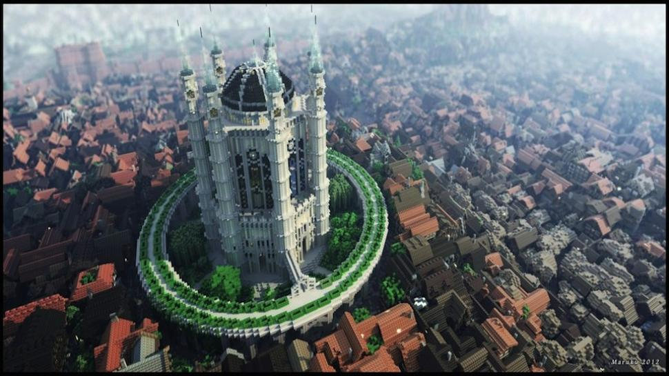 Minecraft: Mojang hat 240 Millionen US-Dollar in 2012 eingenommen. (1)
