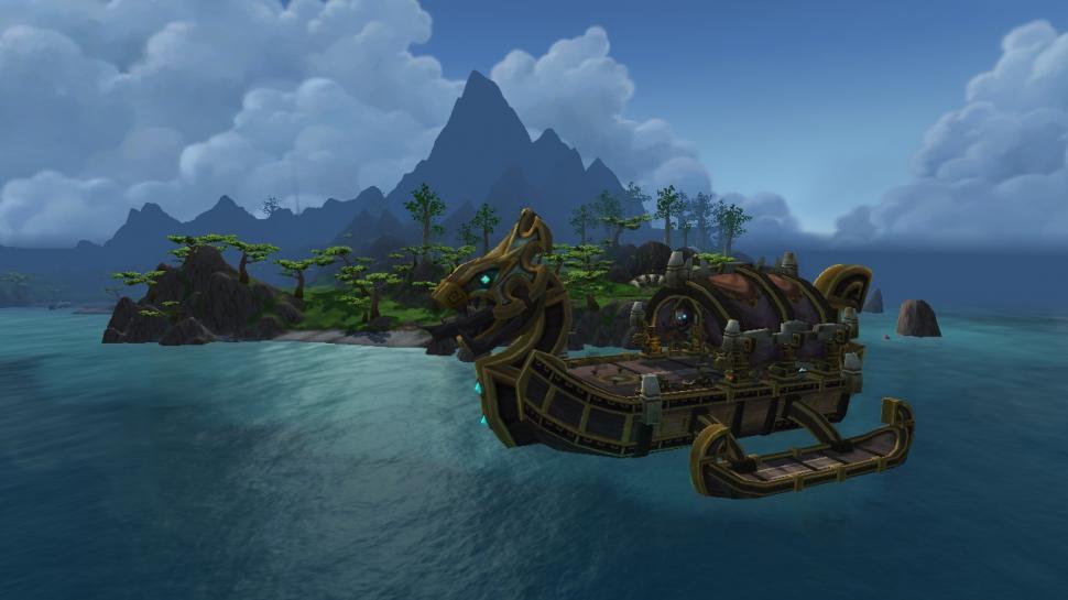 Insel Der Riesen Wow