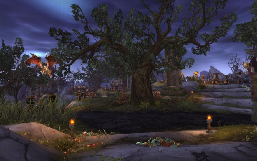 Die Insel des Donners in World of Warcraft (1)