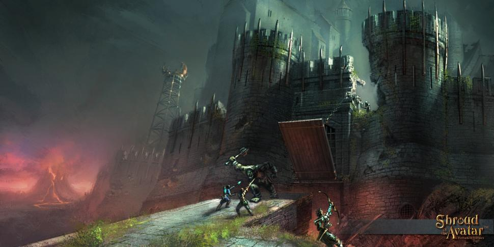 Chris Roberts entwickelt ein Item für Richard Garriotts Rollenspiel Shroud of the Avatar: Forsaken Virtues. Die Kickstarter-Kampagne von Shroud of the Avatar: Forsaken Virtues endet am 7. April um 16:57. (1)