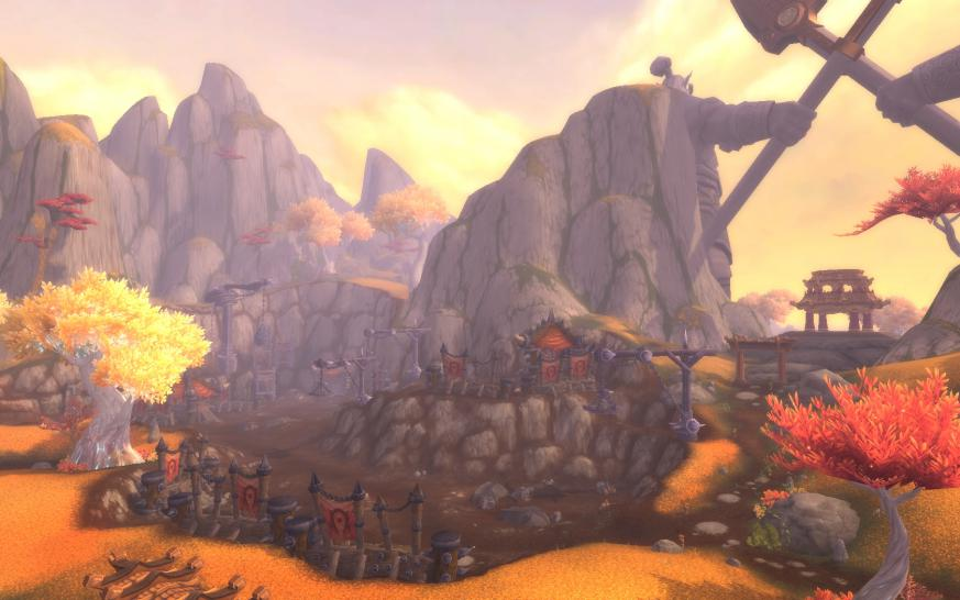 WoW Patch 5.3: Bilder zum nächsten Update für World of Warcraft