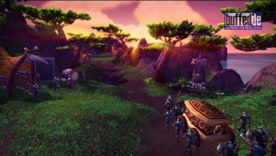 Измененный интерфейс в World of Warcraft (патчи для WoW) Комментариев: 3 До