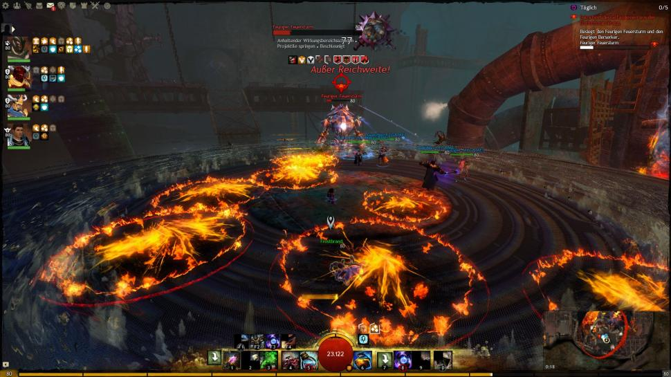Der Epilog zu Flamme & Frost in Guild Wars 2 startet am 12. Mai 2013.  (1)