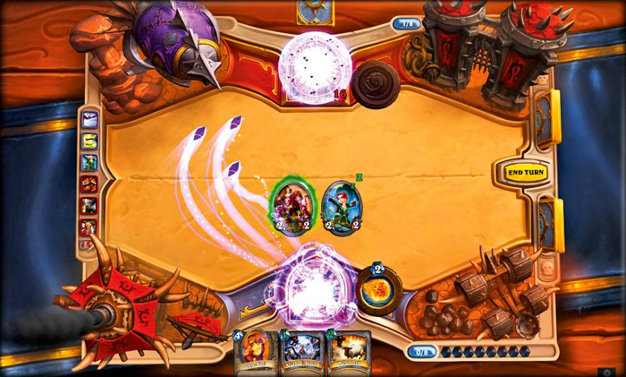 Hearthstone: Heroes of Warcraft (1)