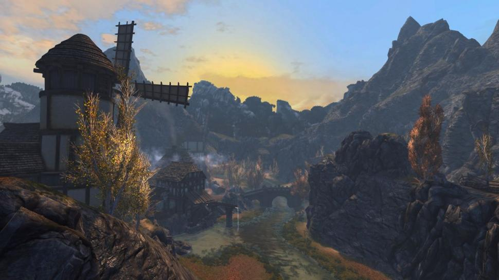 Rothé Valley in Neverwinter (1)