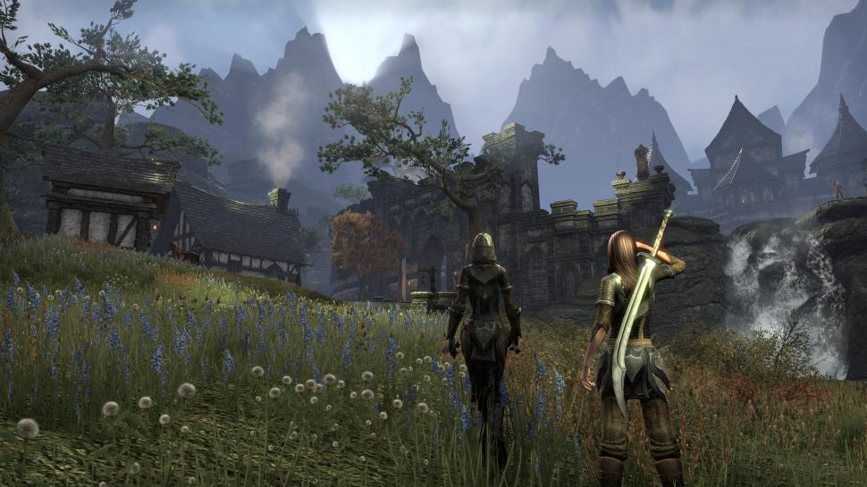 The Elder Scrolls Online: E3-Interview zum Elder-Scrolls-MMO (1)