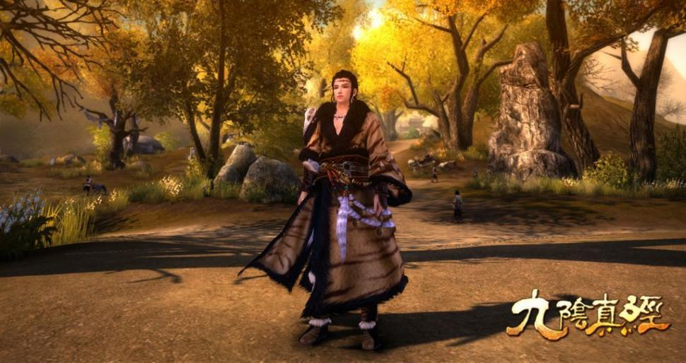 Die Closed Beta von Age of Wulin endet am 12. Juli.  (1)